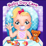 Baby-Tagespflege Spiel