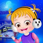 Baby Hazel Neujahr Bash Spiel