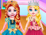 Baby Taylor Princess Cosplay Party gioco