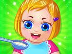 Het Koken van het Voedsel van de baby spel