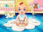Babysitter Crazy Kinderdagverblijf spel