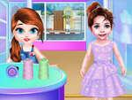 Бебе Тейлър дизайнер мечта игра