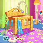 Baby Doll House Schoonmaak Spel