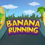 Course de banane jeu