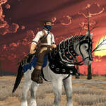 Bandits Multiplayer PVP game