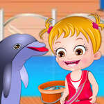 Бебе Hazel Dolphin обиколка игра