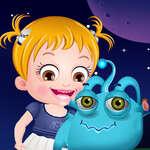 Бебе Hazel чужденец приятел игра
