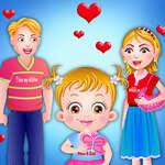 Baby Hazel Día de San Valentín juego