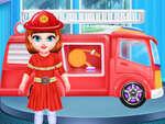 Бебе Тейлър пожарникар мечта игра