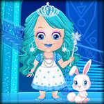 Бебе Лешлице Ice принцеса дреси игра