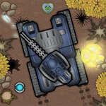 Schlacht von Panzern Spiel