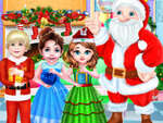 Бебе Тейлър Коледа игра