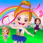 Baby Hazel Fairyland Ballet game