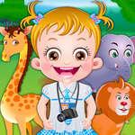 Baby Hazel Learn Animals game