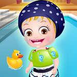Baby Hazel Swimming Time game