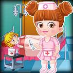 Baby Hazel Doctor Dressup jeu