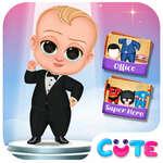 Séance photo Baby Boss jeu