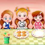 Baby Hazel Dining Maniere joc