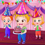 Baby Hazel Birthday Surprise game