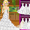 Beautiful Wedding Dress Up game