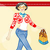 Beth shopping dress up jeu
