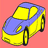 Best and fast car coloring game