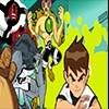 Ben10 a Galaktikus ellenségek játék