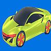 Besten Zukunft Auto Färbung Spiel