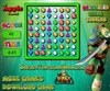 Tortues Ninja Bejeweled jeu