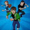 Ben 10 Friends game