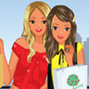 Best Friends Shopping game