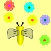 Bee Flower game