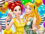 Prensesler için En İyi Parti Kıyafetleri oyunu