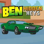 Ben Hidden Keys game