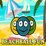 Beachball Fun game