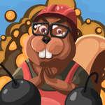 Beaver Bomber Spiel