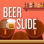 Diapositiva de cerveza juego