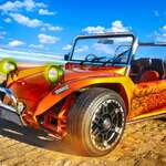 Beach Buggy Racing Buggy Of Battle Game игра