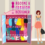 Become a Fashion Designer game