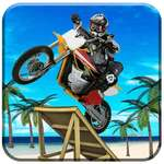 Beach Bike Stunts Spiel