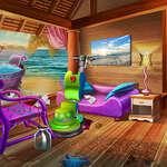 Limpieza de casas de playa juego