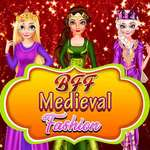 BFF Medieval Fashion game