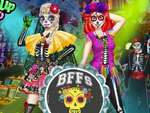 BFFS Day of the Dead game