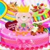 Verjaardag Cake uitdaging spel