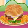 Veľký Burger varenie hra