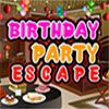 Birthday Party Escape game