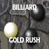 BILJART GOLD RUSH spel