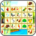 Birds Mahjong Deluxe game