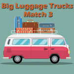 Big Luggage Trucks Match 3 jeu