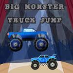 Big Monster Truck Jump game
